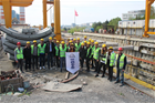 We Organized A Construction Site Visit For Civil Engineering Students In Istanbul