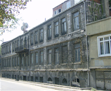 Historical Buildings in Fatih, Istanbul
