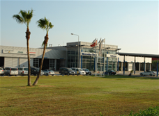 Mercedes Benz Tarsus Region Headquarter and Service Center