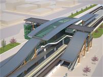 Marmaray Commuter Railway CR3 Contract