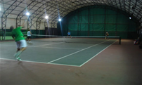 METU Indoor Tennis Courts